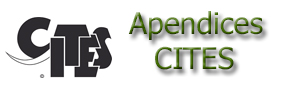 Apendices CITES